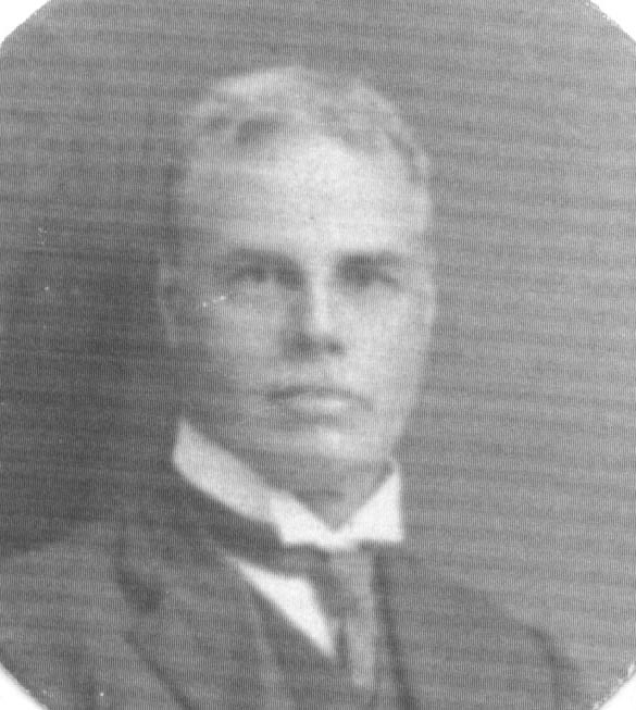 Enos Berry, born Yorkshire, migrated to Queensland in 1885
